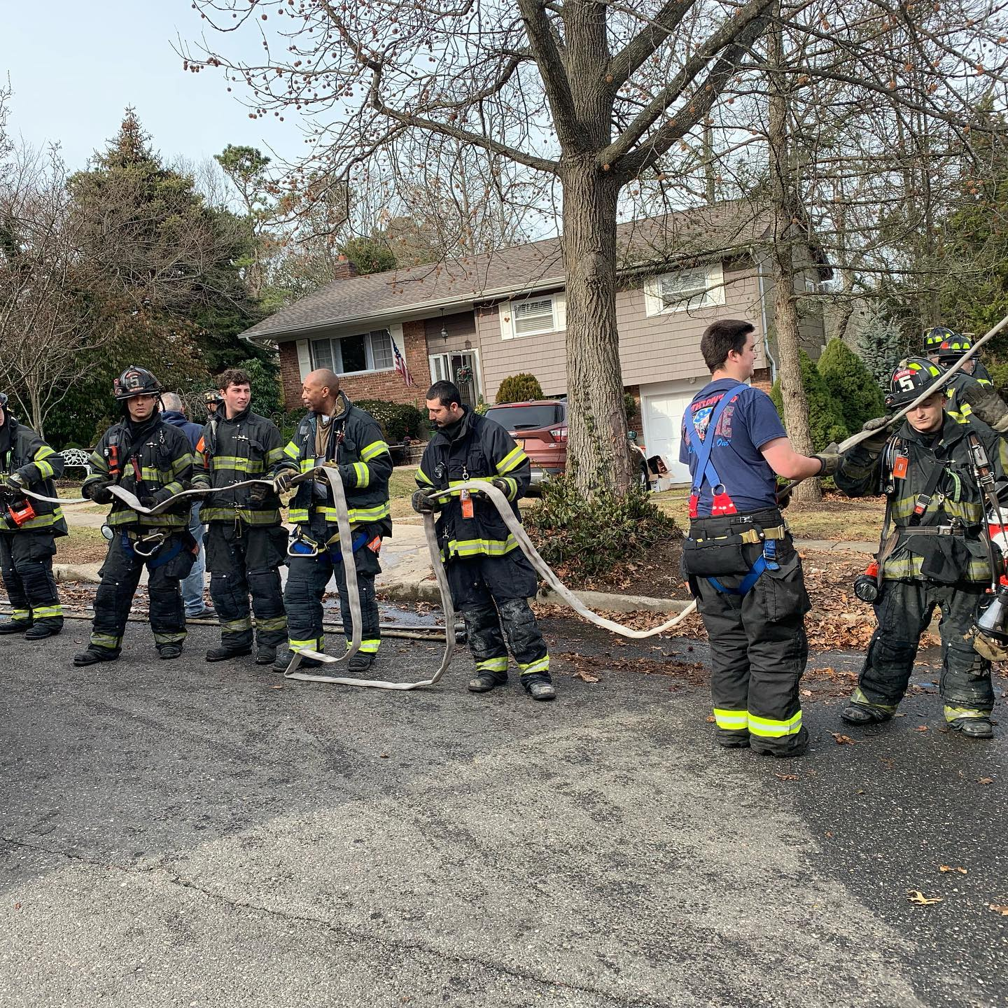 Smithtown Fire Department Photo
