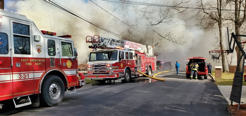 East Brentwood FD Photo